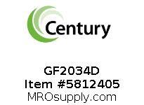 GF2034D