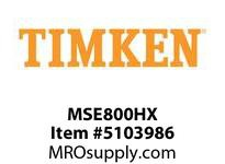 TIMKEN MSE800HX Split CRB Housed Unit Component