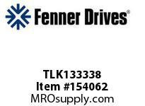 """FENNER TLK133338 TLK133 - 3-3/8"""""""