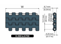 System Plast AA2501617 NGE2121FT-K300 MPB-INCH
