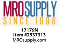 MRO 17179N 1/4 X 1/8 COMPXMIP WHT NYLN ADPT (Package of 4)