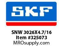 SNW 3026X4.7/16