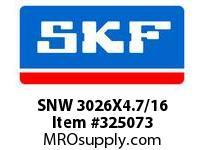 SKF-Bearing SNW 3026X4.7/16