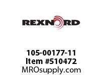 105-00177-11 GASKET 145800