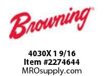Browning 4030X 1 9/16 TAPER BORE BUSHINGS-900