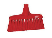 REMCO 31044 Vikan Upright Broom Lobby Broom- Red