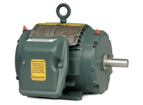 ENCP83581T-4 1HP, 1765RPM, 3PH, 60HZ, 143T, 0524M, TENV, F1