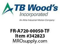 TBWOODS FR-A720-00050-TF INVERTER 5HP(ND)3HP(HD)240V