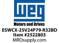 WEG ESWCX-25V24P79-R32BD XP FVNR 10HP/460 N79 230V Panels