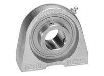 IPTCI Bearing SUCNPPA207-35MM BORE DIAMETER: 35 MILLIMETER HOUSING: TAPPED BASE HOUSING MATERIAL: NICKEL PLATED