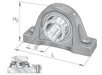 INA RASE1-3/16 Pillow block unit