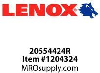 Lenox 424R 4-IN 24T SAW BLADE