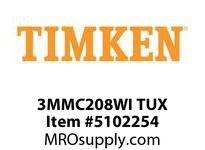TIMKEN 3MMC208WI TUX Ball P4S Super Precision