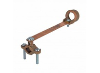Orbit AGS-50 COPPER/STEEL ASSEMBLED GROUND STRAP 1/2