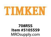 TIMKEN 708RSS Split CRB Housed Unit Component