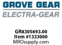 Grove-Gear GR8305693.00 GR-WBM830-40-R-140