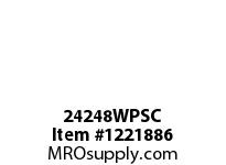 WireGuard 24248WPSC WEATHERPROOF ENCLOSURES GASKETED SCREW COVER TYPE3