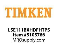 TIMKEN LSE111BXHDFHTPS Split CRB Housed Unit Assembly