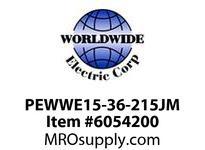 PEWWE15-36-215JM