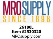 MRO 26180L 1/4OD X 1/4MIP W/26003 ADP (Package of 5)