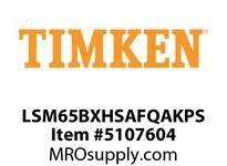 TIMKEN LSM65BXHSAFQAKPS Split CRB Housed Unit Assembly