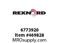 REXNORD 6773920 G4ASR52450 450.S52.CPLG CB SD