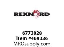 REXNORD 6773028 G1ADBZC263 263.DBZC.CPLG RB TD