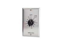 NSI C502H 2 HR TWIST TIMER WITH METAL WALLPLATE