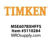 TIMKEN MSE607BXHFFS Split CRB Housed Unit Assembly