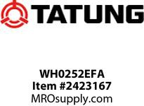 Tatung WH0252EFA 25 HP 3600 RPM 284TS FRAME NEMA Premium 57.4 F/L AMPS 91.7 NOM XP CL I Div I Grp D CL II Div I Grp