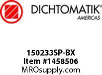 Dichtomatik 150233SP-BX OIL SEAL