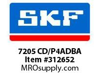 SKF-Bearing 7205 CD/P4ADBA