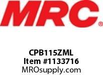 MRC CPB115ZML INSERT BALL BRGS
