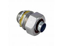 Orbit MLT-38 3/8^ STEEL LIQUID TIGHT CONNECTOR