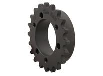 40SDS36 Roller Chain Sprocket QD Bushed
