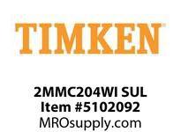 TIMKEN 2MMC204WI SUL Ball P4S Super Precision