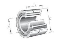INA NA4915 Precision needle bearing