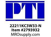 PTI 22211KC3W33-N SPHER ROLLER BEARING BRAND B3- SPHERICAL ROLLER BEARING