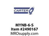Carter MYNB-6-S 19 mm OD NEEDLE YR SEALED