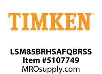 TIMKEN LSM85BRHSAFQBRSS Split CRB Housed Unit Assembly