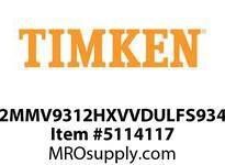 TIMKEN 2MMV9312HXVVDULFS934 Ball High Speed Super Precision