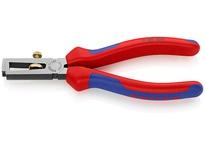 Kniplex 11 02 160 6 1/4 END-TYPE WIRE STRIPPER-COMFORT GRIP