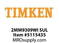 TIMKEN 2MM9309WI SUL Ball P4S Super Precision