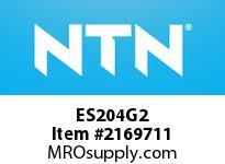 NTN ES204G2 Insert bearing