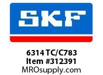 SKF-Bearing 6314 TC/C783