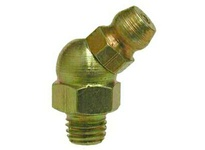 MRO 36146 1/4-28 45 GREASE FITTING (Package of 10)