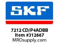 SKF-Bearing 7212 CD/P4ADBB