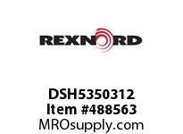 DSH5350312 ADJ SCREW DSH535-0312 5802301