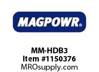 MagPowr MM-HDB3 For HDB3 Brake MAGNETIC MEDIUM FOR MAGNETIC PARTIC