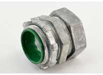 "Bridgeport 252-DCI2 1"" compression connector insluated"